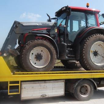 Krovinių gabenimas tech. pagalba iki 17t / Ignas Skučas / Darbų pavyzdys ID 148701