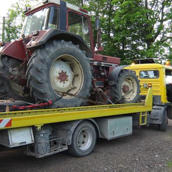 Krovinių gabenimas tech. pagalba iki 17t / Ignas Skučas / Darbų pavyzdys ID 148703