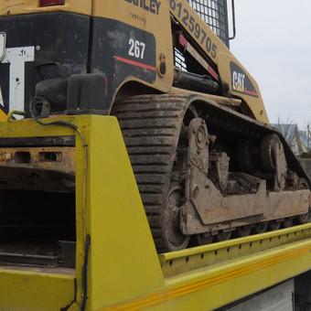 Krovinių gabenimas tech. pagalba iki 17t / Ignas Skučas / Darbų pavyzdys ID 148705