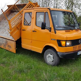 Krovinių gabenimas tech. pagalba iki 17t / Ignas Skučas / Darbų pavyzdys ID 148723
