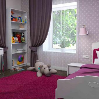 Interjero dizaineris / Deimantė Uleckytė / Darbų pavyzdys ID 148795