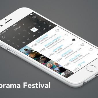 """Scanorama festivalio aplikacija : Europos šalių kino forumas """"Scanorama"""" yra didžiausias ir svarbiausias rudens sezono kino renginys Lietuvoje. https://play.google.com/store/apps/details?id=l ..."""