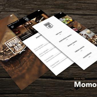 https://play.google.com/store/apps/details?id=lt.imas.momogrill https://itunes.apple.com/ae/app/momo-grill/id1014090921?mt=8