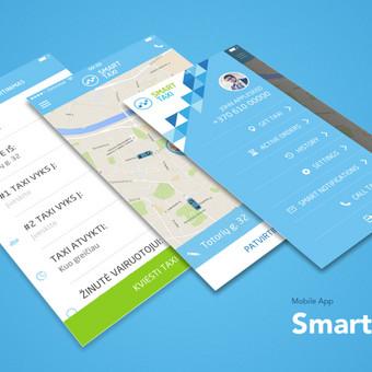 https://play.google.com/store/apps/details?id=lt.imas.smarttaxi https://itunes.apple.com/us/app/smart-taxi-lithuania/id1068272747?mt=8