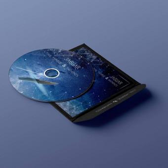 CD ir jo pakuote elektroninei klubinei muzikai.