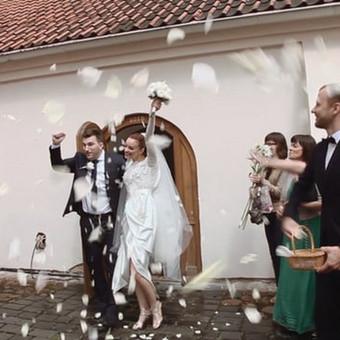 Aurimas ir Jurgita vestuviu ceremonija