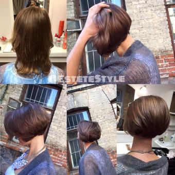 Kirpėjas, meistras, plaukų stilistas / Estetestyle Hairmakeup / Darbų pavyzdys ID 151115