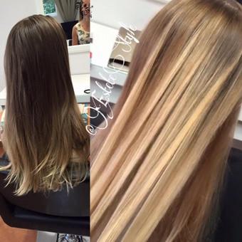 Kirpėjas, meistras, plaukų stilistas / Estetestyle Hairmakeup / Darbų pavyzdys ID 151121