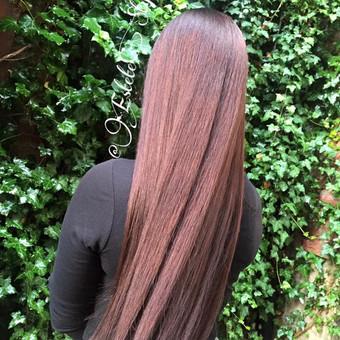 Kirpėjas, meistras, plaukų stilistas / Estetestyle Hairmakeup / Darbų pavyzdys ID 151123