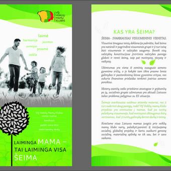 Reklama, grafinis dizainas / Monika / Darbų pavyzdys ID 151463