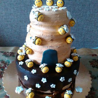Tortai ir desertai Jūsų šventei / Erikos saldumynai / Darbų pavyzdys ID 151765