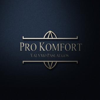 """PRO KOMFORT"" - PRO-fesjonalus Komfortas."