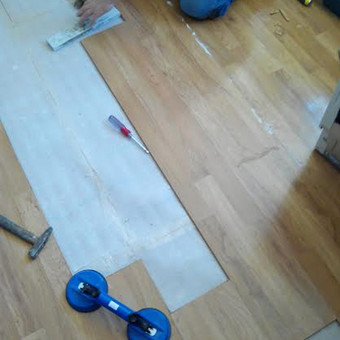 Statybos darbai / Laimutis Varnelis / Darbų pavyzdys ID 152135