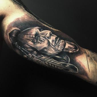 Tatuiruotės, tatuiruočių salonas / Vestina Jocaitytė / Darbų pavyzdys ID 152143