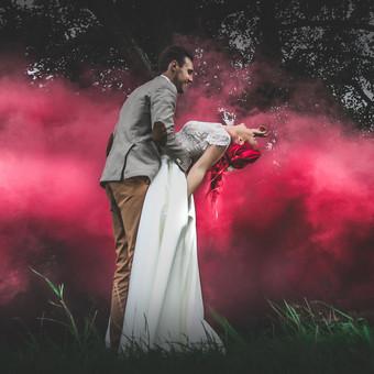 Vestuvių fotosesijos