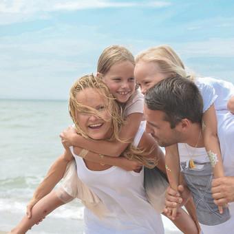 šeimos fotosesijos