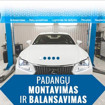 Internetinių svetainių kūrimas Vilniuje / Bona Solutions / Darbų pavyzdys ID 153435