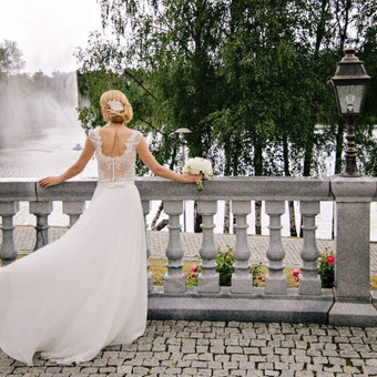 Vestuvinių ir proginių suknelių siuvėja Vilniuje / Oksana Dorofejeva / Darbų pavyzdys ID 153535