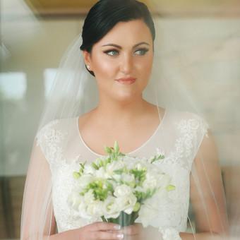 Vestuvinių ir proginių suknelių siuvėja Vilniuje / Oksana Dorofejeva / Darbų pavyzdys ID 153541