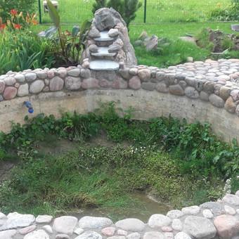 Krioklys ,baseinas,Vaišvydava
