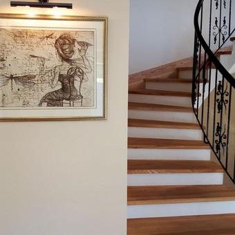 Sumodernintos prieškario estetikos svečių namai Birštone