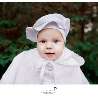 Krikštynų fotografavimas