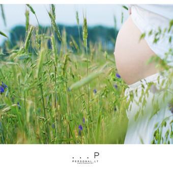 Nėštukių fotografavimas