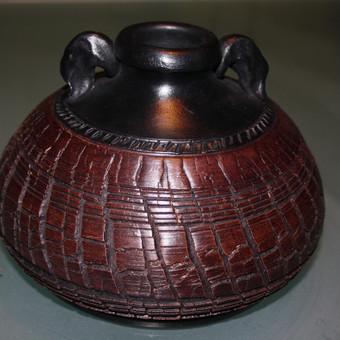 Keramikiniu gamyniu gamyba, glazuruoti gaminiai / Gintaras Dabasinskas / Darbų pavyzdys ID 155249