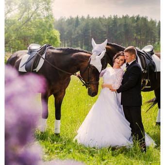 Vestuvių fotografavimas visoje Lietuvoje / Aistė Pranculienė / Darbų pavyzdys ID 158259