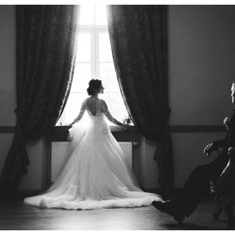 Vestuvių fotografavimas visoje Lietuvoje / Aistė Pranculienė / Darbų pavyzdys ID 158261