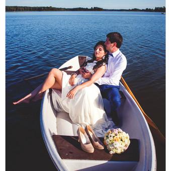 Vestuvių fotografavimas visoje Lietuvoje / Aistė Pranculienė / Darbų pavyzdys ID 158263