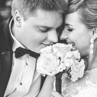 Vestuvių fotografavimas visoje Lietuvoje / Aistė Pranculienė / Darbų pavyzdys ID 158269