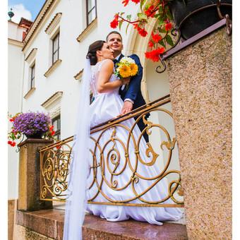 Vestuvių fotografavimas visoje Lietuvoje / Aistė Pranculienė / Darbų pavyzdys ID 158273