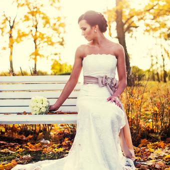 Vestuvių fotografavimas visoje Lietuvoje / Aistė Pranculienė / Darbų pavyzdys ID 158275
