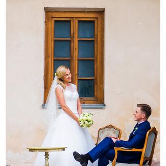 Vestuvių fotografavimas visoje Lietuvoje / Aistė Pranculienė / Darbų pavyzdys ID 158277