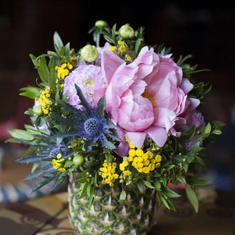 Vestuvinė floristika / Arina / Darbų pavyzdys ID 158447