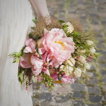 Vestuvinė floristika / Arina / Darbų pavyzdys ID 158459