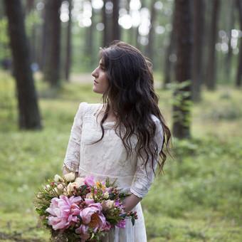 Vestuvinė floristika / Arina / Darbų pavyzdys ID 158461