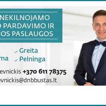 Nekilnojamo turto agentas / Vilius Drevnickis / Darbų pavyzdys ID 158469