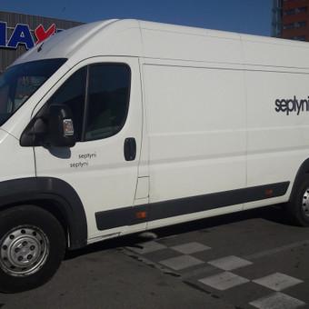 Perkraustymo paslaugos Klaipėdoje / Krovinių Pervežimas / Darbų pavyzdys ID 161325