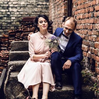 Priimu rezervacijas 2020 m. vestuvėms / Silvija Mikoliūnienė / Darbų pavyzdys ID 161975