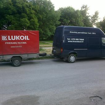 Krovinių pervežimas / Aurelijus Arlauskas / Darbų pavyzdys ID 165625