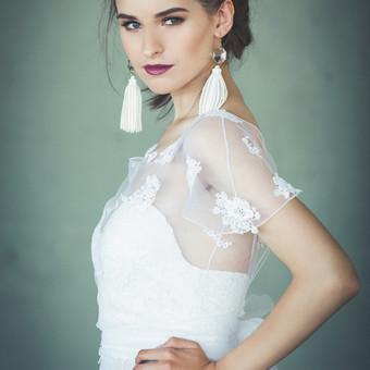 Vestuvinės suknelės, bodžiai, sijonai / Miglė / Darbų pavyzdys ID 167801