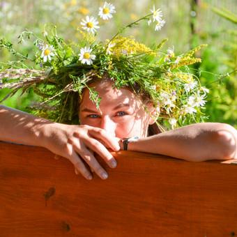Laisvos vietos vasaros Krikštynų fotosesijoms / Renata / Darbų pavyzdys ID 167865