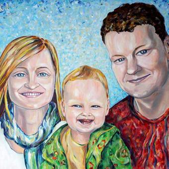 Šeimos portretai