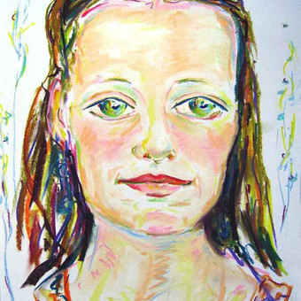 """Individualūs portretai pastele (greitos studijos """"gyvai"""")"""