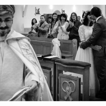 Bučinys / Eglė ir Raimondas (vestuvių fotografija)