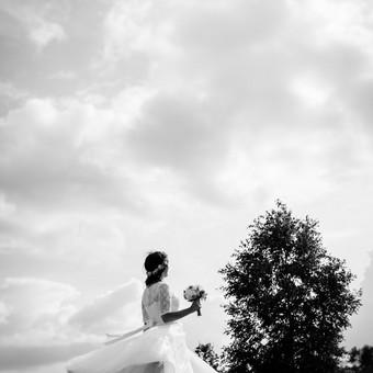 Jaunosios šokis / Eglė ir Raimondas (vestuvių fotografija)
