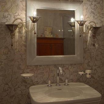 """Vonios kambarys """"Atspindžiai"""""""