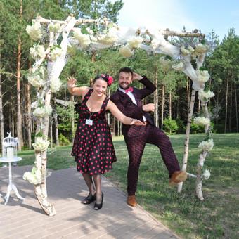 Vestuvių vedantieji